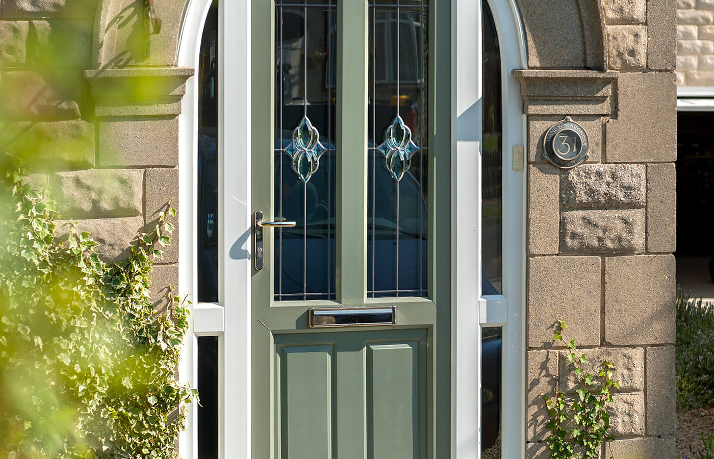 buy online 3dc45 e3729 uPVC Entrance Doors in Dorset | Poole Joinery Windows
