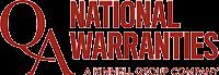 Q A National Warranties logo