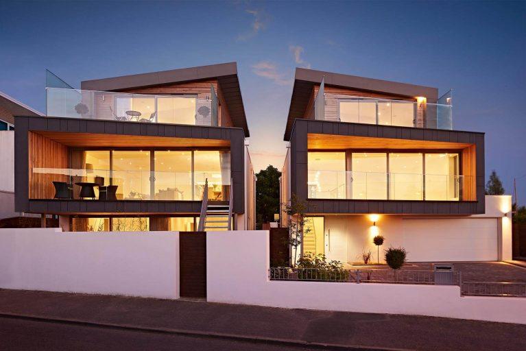 Large aluminium glazing project
