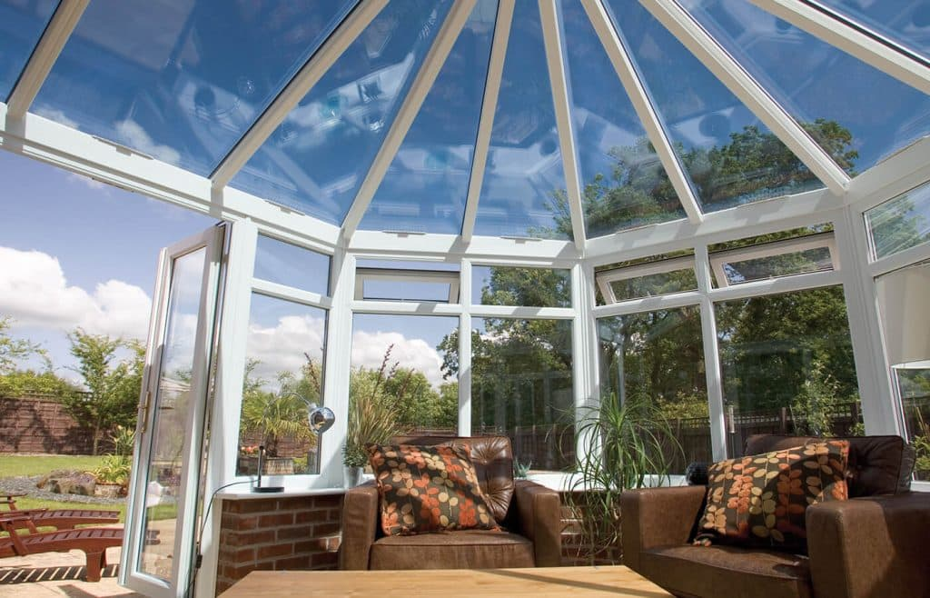 Replacement Conservatories In Dorset Poole Joinery Windows