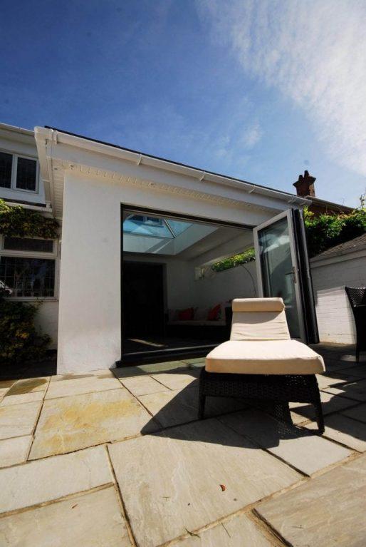 luxury orangery extension